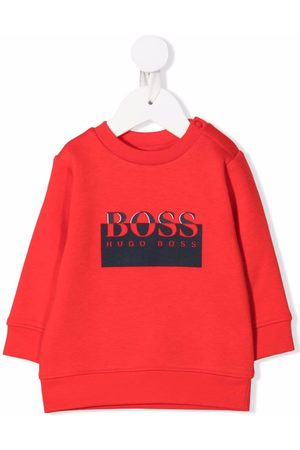 HUGO BOSS Sudaderas - Logo print sweatshirt