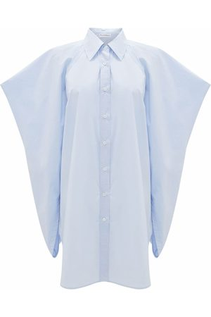 J.W.Anderson SHOULDER DRAPE SHIRT DRESS
