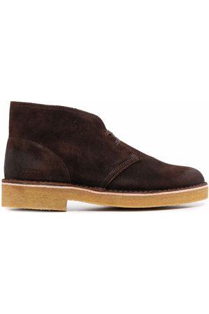 Clarks Hombre Botas y Botines - Lace-up suede desert boots