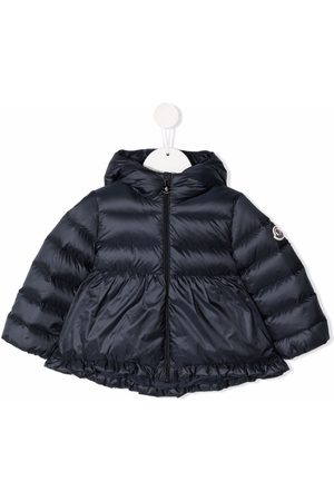 Moncler Chamarras - Padded quilted hooded jacket