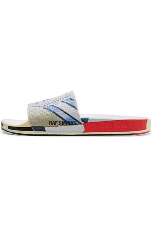 adidas Hombre Flip flops - Flip flops x Raf Adilette