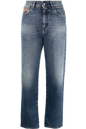 Diesel Mujer Baggy & boyfriend - Boyfriend jeans Air