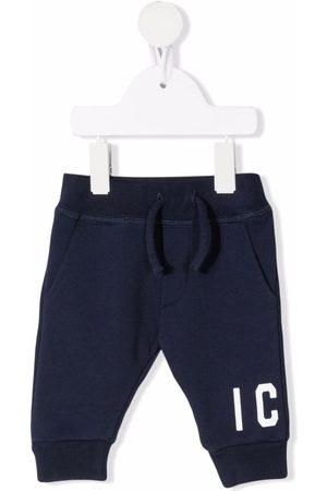 Dsquared2 Leggings y treggings - Icon-print track pants