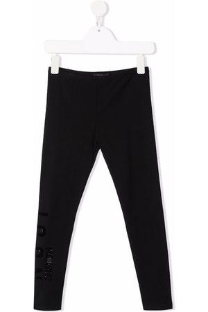 Dsquared2 Niña Leggings y treggings - Icon-print leggings