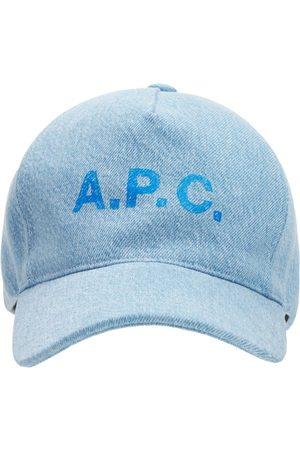 """A.P.C. Gorra De Baseball """"casquette"""" De Algodón"""