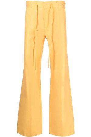 Karl Lagerfeld Anchos y de harem - Pantalones con pinzas de x Kenneth Ize