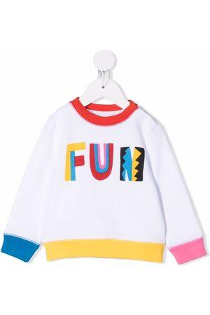 Stella McCartney Fun slogan-print sweatshirt