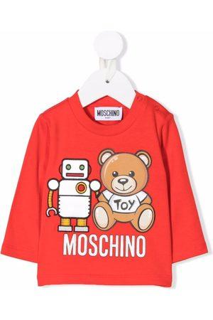 Moschino Tops - Top con Teddy Bear