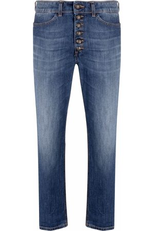 Dondup Low-rise cropped jeans