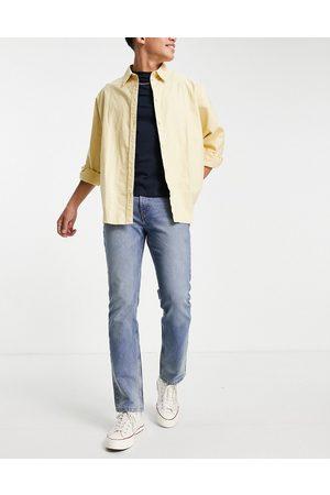 Levi's Levi's Skateboarding 511 slim fit jeans in skullz mid wash