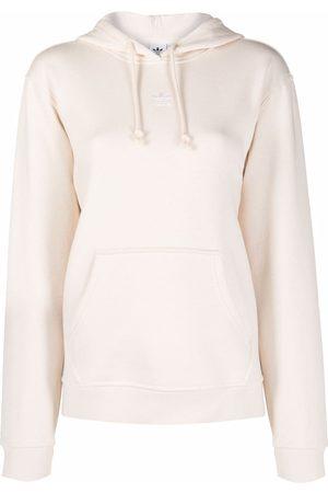adidas Mujer Con capucha - Originals embroidered-logo hoodie
