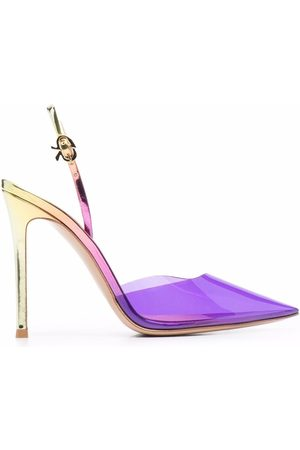 Gianvito Rossi Mujer Pumps - Ribbon D-Orsay pointed pumps