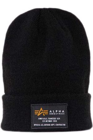 Alpha Industries Crew One Size Black