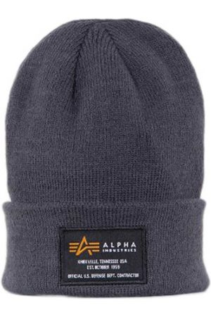 Alpha Industries Crew One Size Rep.Grey