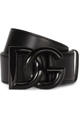 Dolce & Gabbana Mujer Cinturones - Cinturón con hebilla del logo