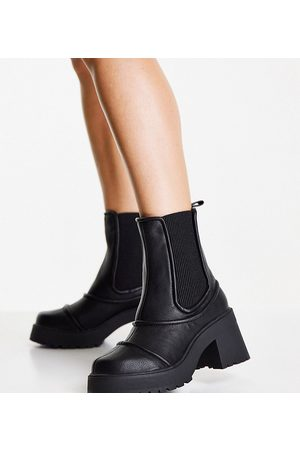 ASOS Wide Fit Reason chunky mid