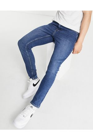 New Look Skinny jeans in mid blue