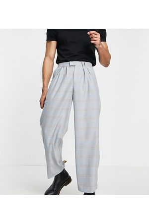 Reclaimed Inspired 90's baggy check trouser