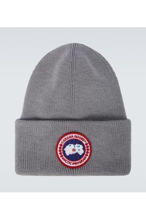 Canada Goose Hombre Gorros - Arctic Disc Toque wool beanie