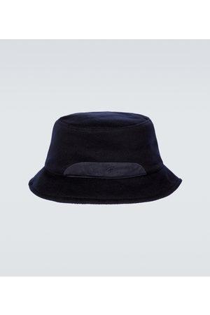 Loro Piana Hombre Sombreros - Cashmere bucket hat