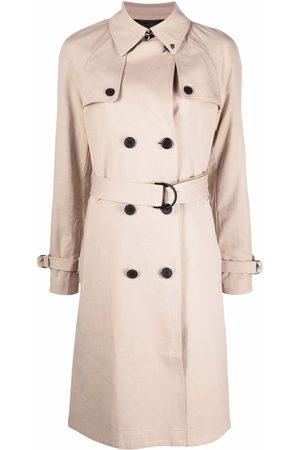 Calvin Klein Mujer Abrigos de lana - Double-breasted button-fastening coat