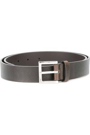 Orciani Hombre Cinturones - Adjustable square-buckle belt