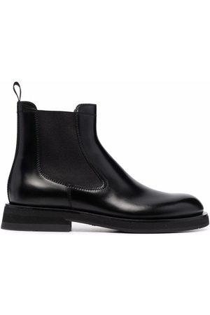 santoni Hombre Botines - Leather Chelsea boots