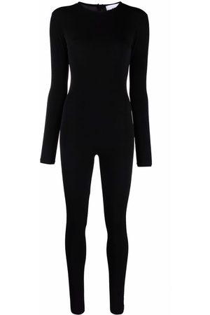 Atu Body Couture Mujer Largos - Round neck jumpsuit