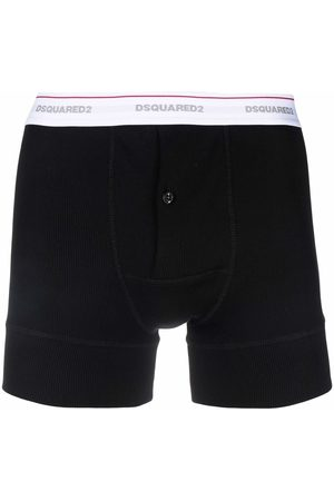 Dsquared2 Hombre Boxers y trusas - Fine ribbed boxers