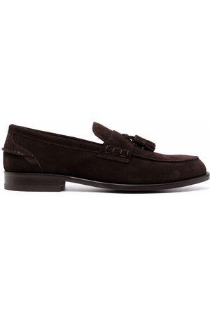Scarosso Hombre Mocasines - Ralph tassel-embellished suede loafers