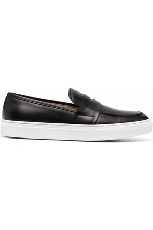 Scarosso Hombre Mocasines - Alberto penny leather loafers