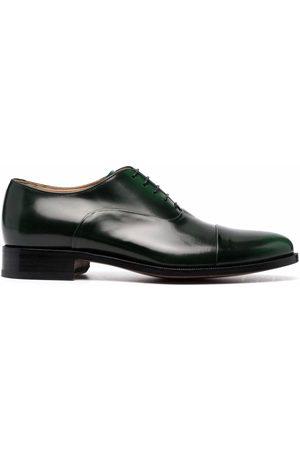 Scarosso Lorenzo leather oxford shoes