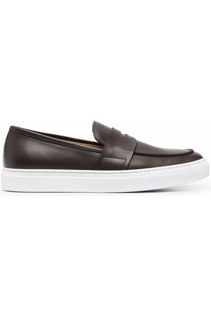 Scarosso Hombre Mocasines - Alberto leather penny loafers