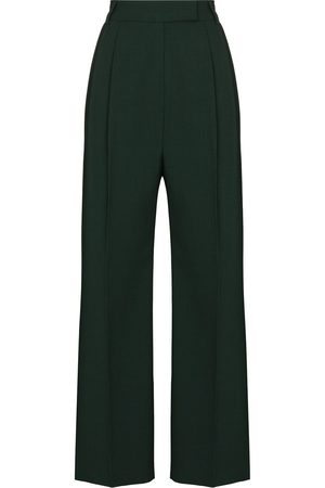 Frankie Shop Bea wide-leg trousers