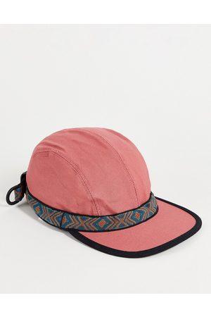 KAVU Organic Strap cap in pink
