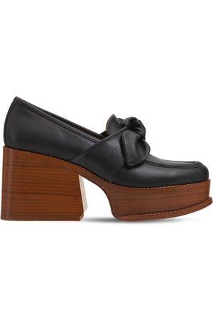 """GABRIELA HEARST Mujer Pumps - Zapatos Pumps """"juan"""" De Piel Con Plataforma 80mm"""