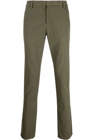 Dondup Hombre Chinos - Slim-fit cotton chinos
