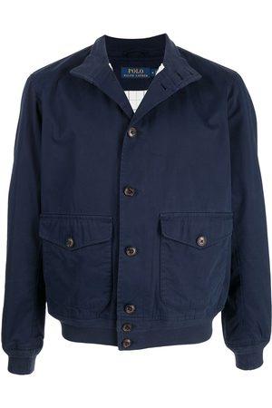 Polo Ralph Lauren Hombre Bomber - Button-down bomber jacket