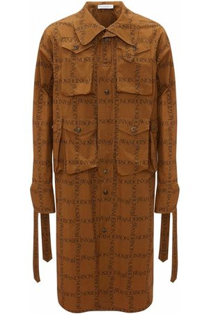 JW Anderson Hombre Camisas - MILITARY SHIRT TUNIC