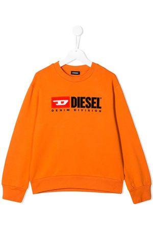 Diesel Kids Suéter con logo