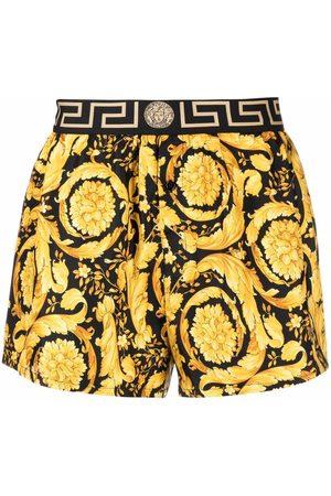 Versace Hombre Calcetines - Bóxeres con cintura elástica