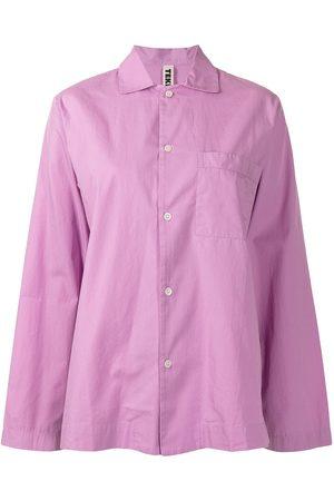 Tekla Camisa de pijama de popelina