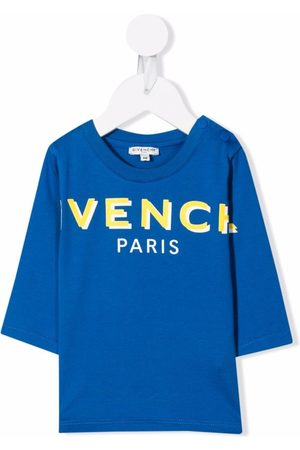 Givenchy Playera con logo estampado