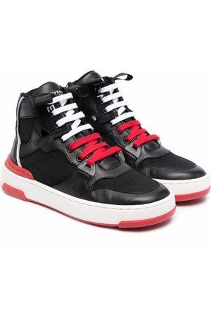 Givenchy Kids Niño Tenis - Zapatillas con cordones y logo estampado