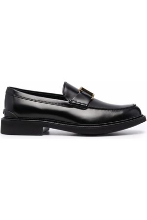 Tod's Hombre Mocasines - Semi-shine leather loafers