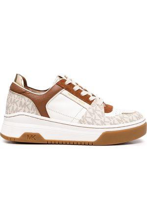 Michael Michael Kors Lexi monogram-trim sneakers