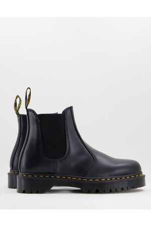 Dr. Martens 2976 Bex Chelsea Boots in Black Smooth