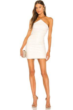 Nookie Vestido barbella en color talla L en - White. Talla L (también en M, S, XS).
