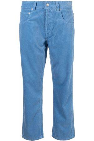 Aspesi Pantalones de pana rectos