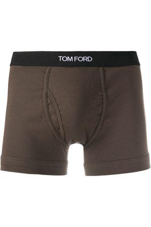 Tom Ford Hombre Boxers y trusas - Bóxer con logo en la pretina